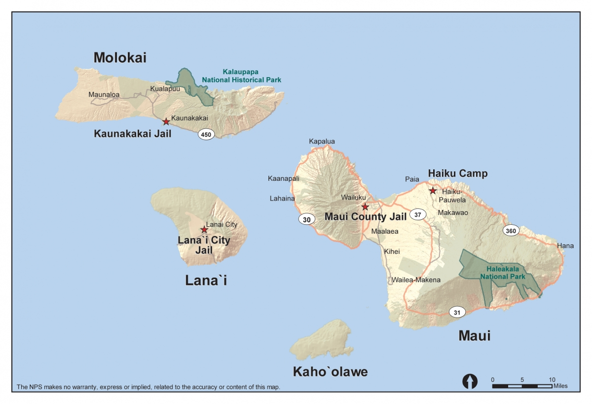 Internment Camps in Hawai\'i | JCCH - HAWAII INTERNMENT CAMP