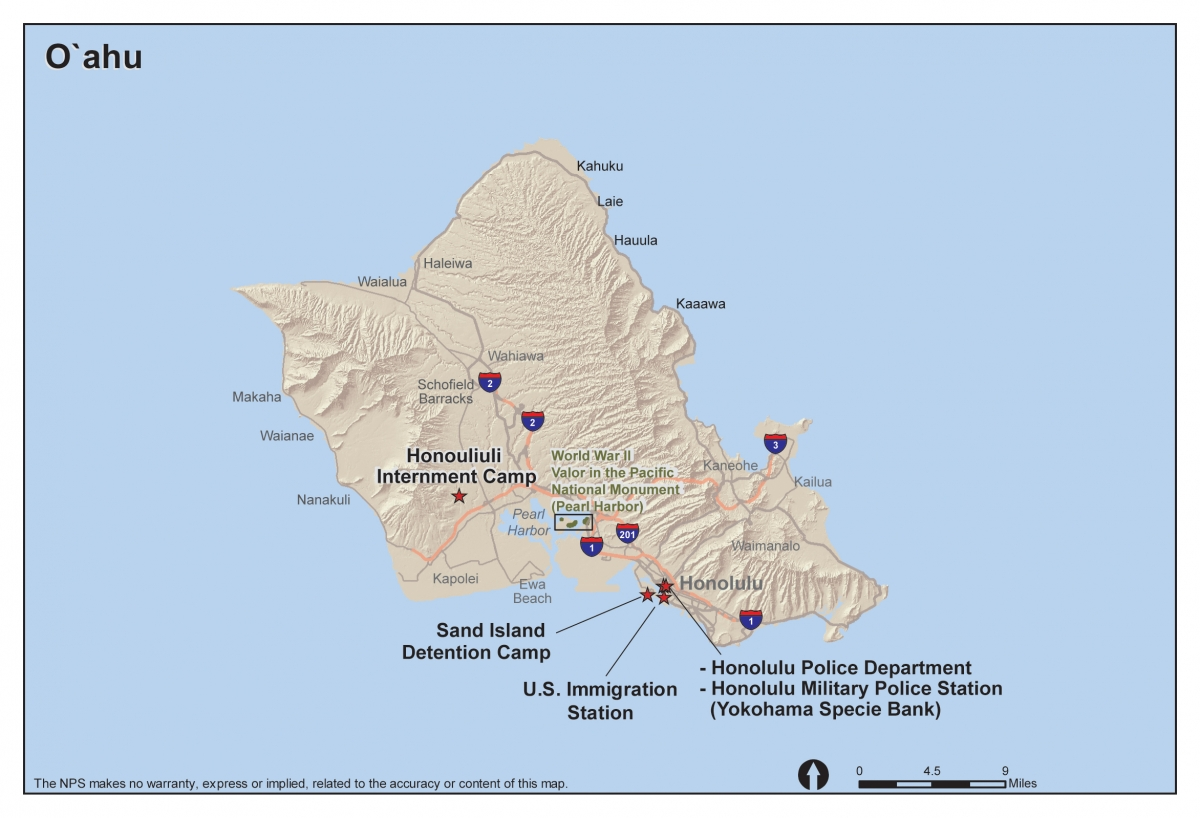 Internment camps in hawaii jcch hawaii internment camp honouliuli internment camp gumiabroncs Images