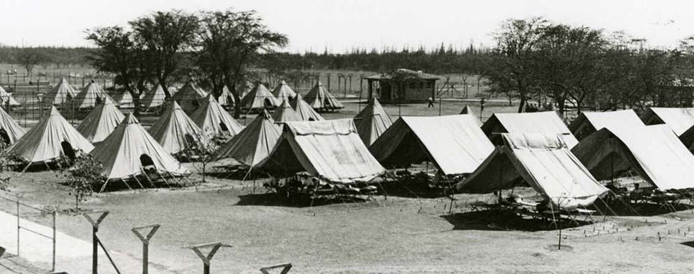 Sand Island Internment Camp